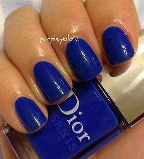 Dior Electric Blue