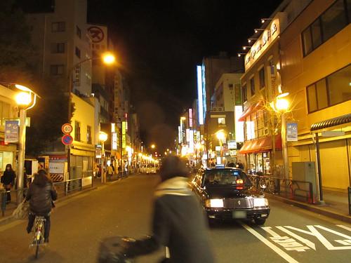 新大久保の町並み(Shinookubo/Tokyo) -1