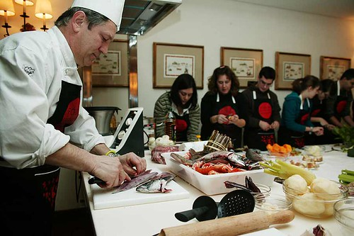 Flavio Morganti. Fórum gastronómico Santiago 2010