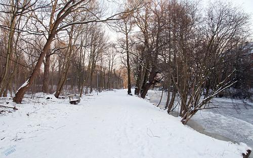 Odense in White