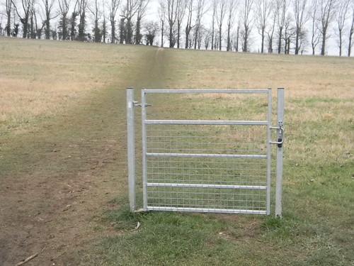 Lone gate