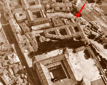 Mesón del Sevillano antes de la guerra civil