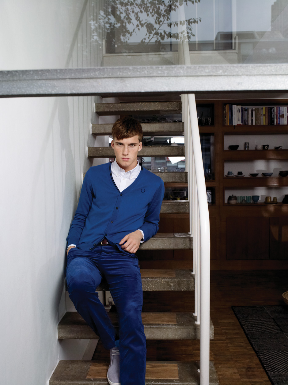 Johnny George0021_FRED PERRY SS12