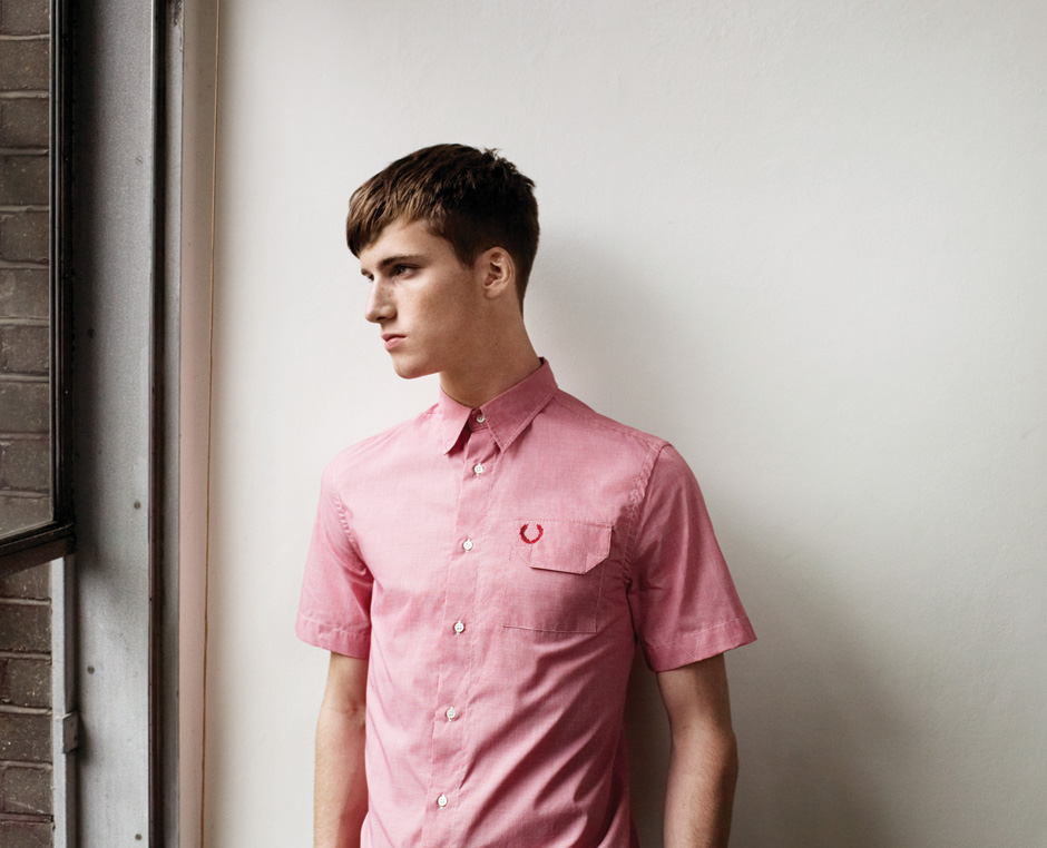 Johnny George0022_FRED PERRY SS12