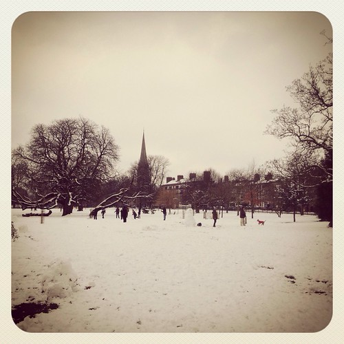 Clissold snow business like snow business