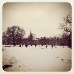 Clissold snow business like snow business by ChrisMurray1
