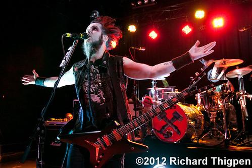 Wayne Static - 02-04-12 - Greene Street, Greensboro, NC