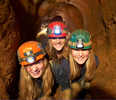 Wild Tour at Glenwood Caverns