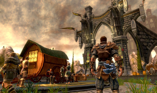 Kingdoms of Amalur Reckoning Seasonal Lorestones Locations