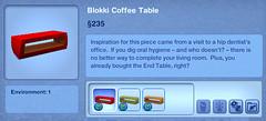 Blokki Coffee Table
