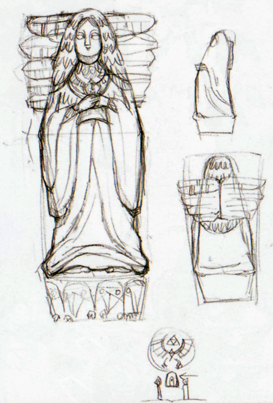SS Statue of the Goddess