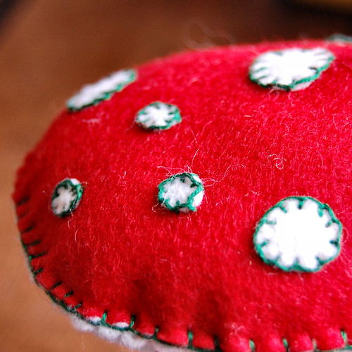 mushroom for M. dots