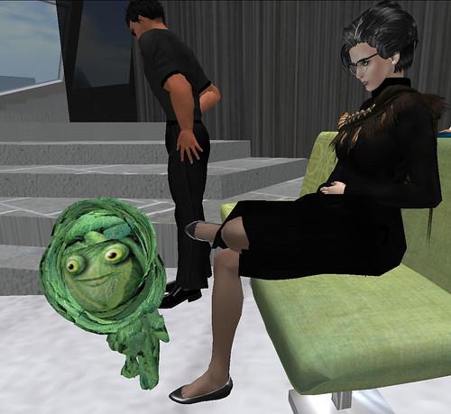 VWER 2nd Feb 2012: Dancing cabbage