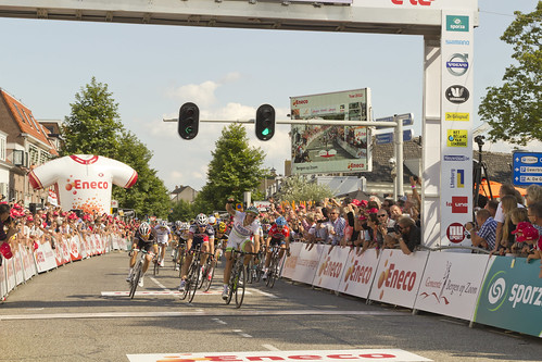 Finish Eneco Tour