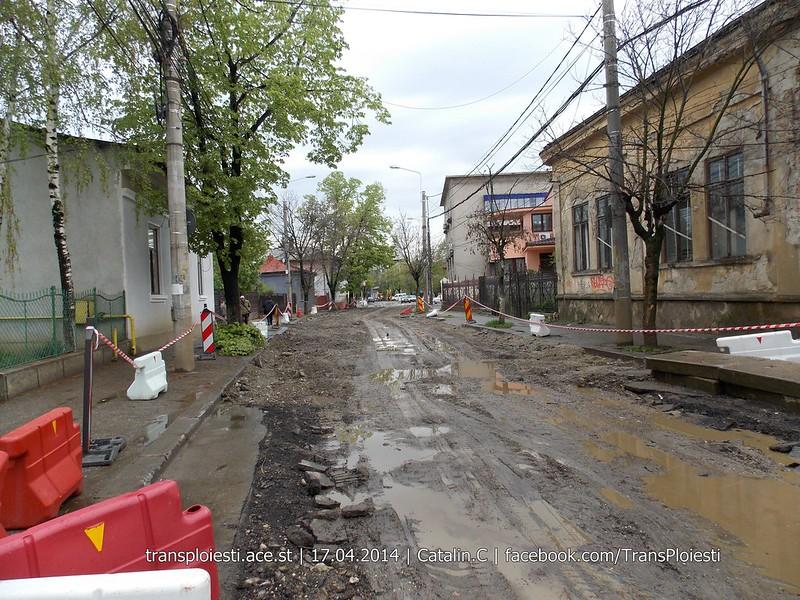 Traseul 101, etapa II: Intersecție Candiano Popescu ( zona BCR ) - Gara de Sud 13892614331_7663df67da_c