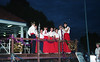 Christmas Carols, Rotary Park, Kurri Kurri, NSW, December 1988.