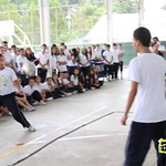 FTA en Guatemalteco Bilingüe » Así se vivió el campeonato de fútbol-tenis de Aula #Corresponsales