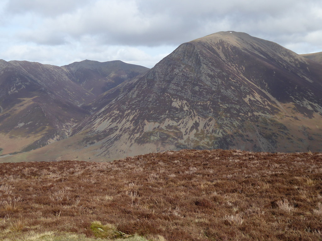 Grasmoor from Mellbreak