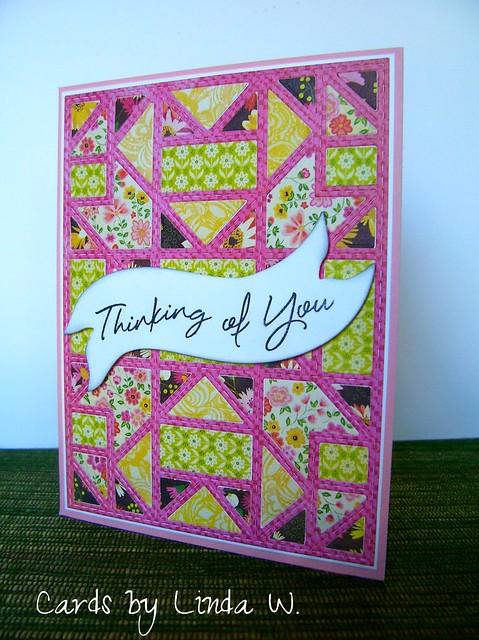 Thinking of you quilt