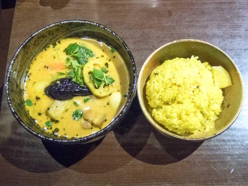 スープカリー yellow