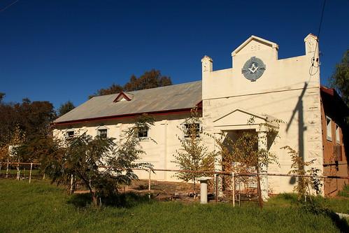 Former Masonic Hall Eugowra
