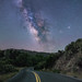 Road to Galaxy. by Jaganath