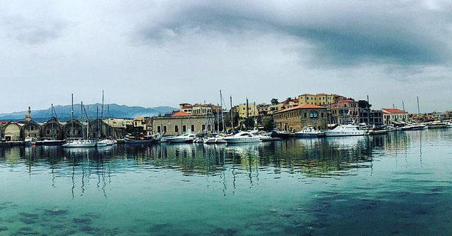 Old Port | Chania | Crete