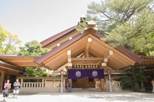 Santuario de Atsuta-Nagoya