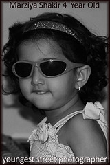 Marziya Shakirs Fourth Birthday 24 November 2011 by firoze shakir photographerno1
