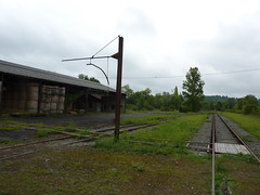 Corgnac Goods Yard