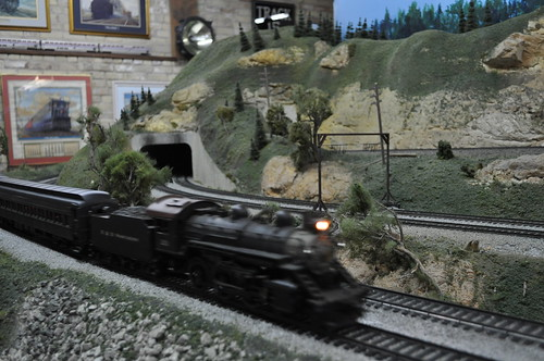 model railroads