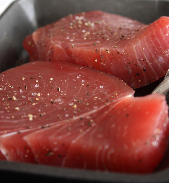 tuna ready to go