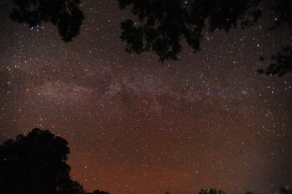 """My God, It's Full Of Stars."""