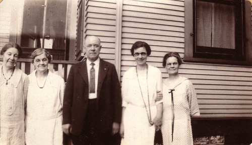 Morey Family 5 Jul 1924