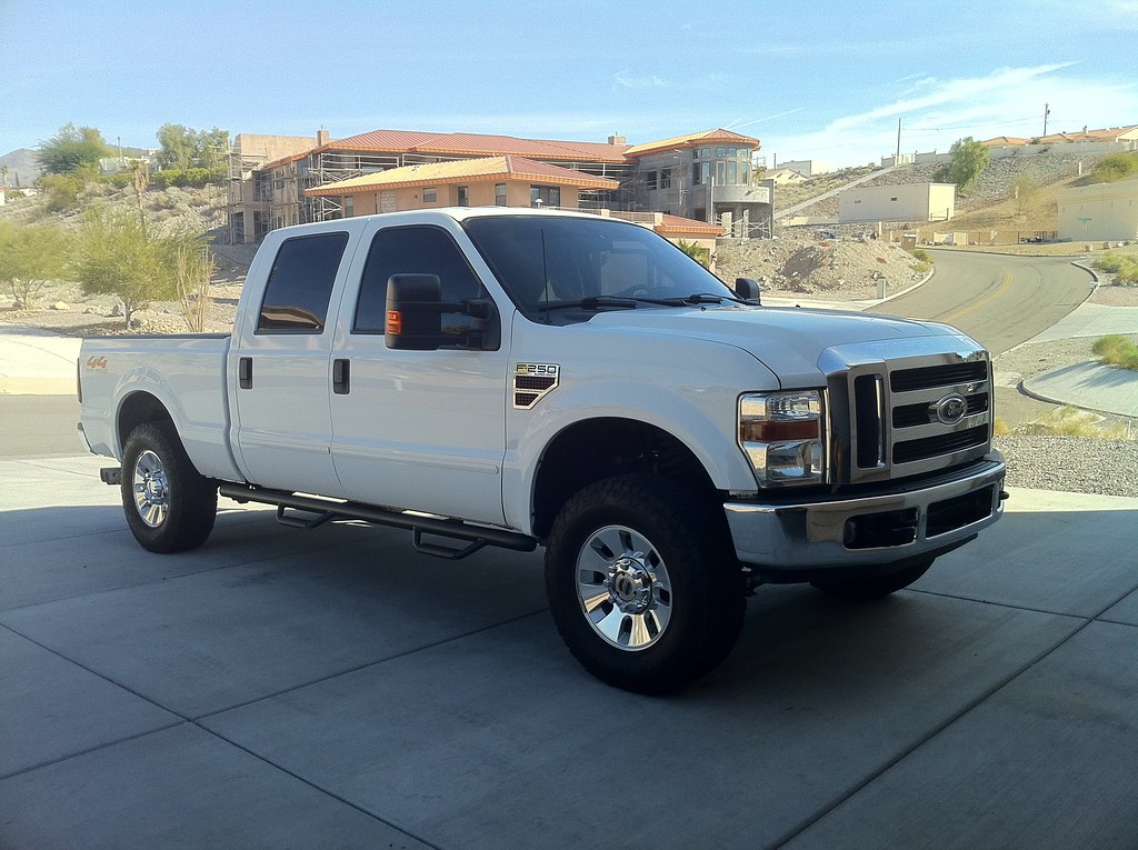 2008 Ford F 250 Superduty 4x4 Diesel Powerstroke