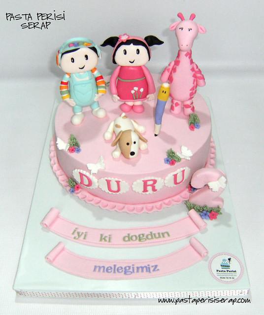 Pepee pastası- DURU