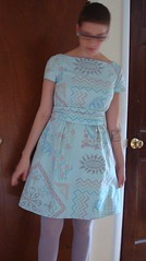 Peony dress 1