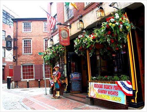 boston pub