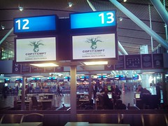COP17 almost there
