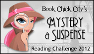Mystery and Suspense Reading Challenge 2012