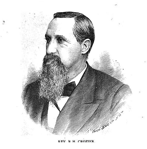 Reverend Robert Haskins Crozier, D.D.