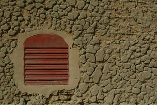 House detail, Kaduna, Nigeria