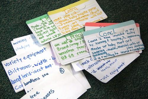 4h-speech notecards