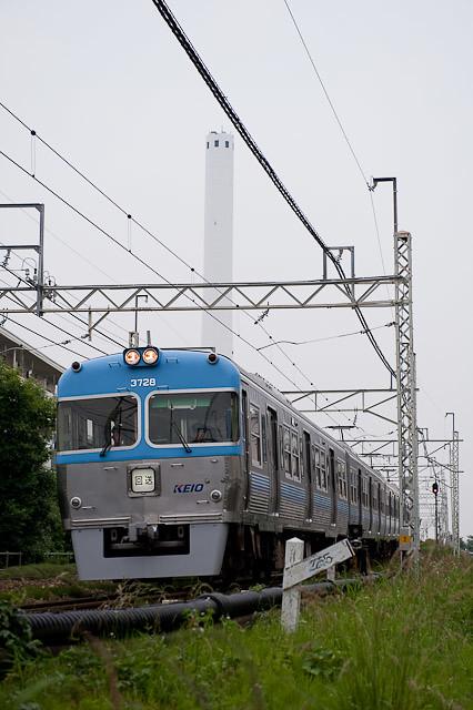 京王電鉄井の頭線3000系 3028F 0605