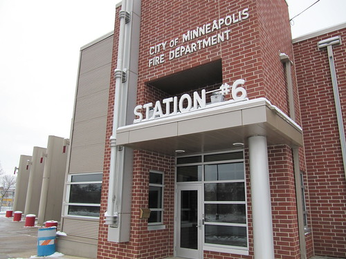 Minneapolis Fire Station #6