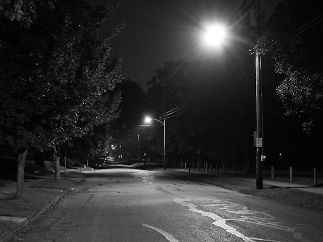 Empty Street   Flickr - Photo Sharing!
