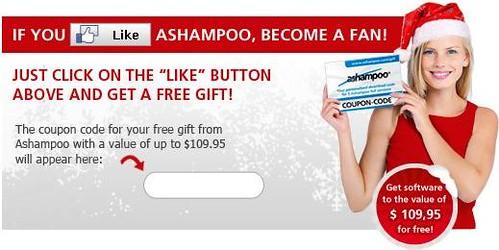 Ashampoo facebook
