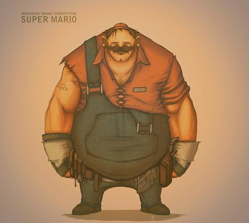 Mario Bros 2.0