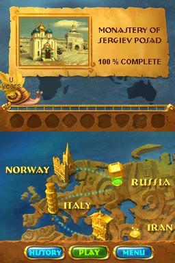 7 Wonders 3 (DS)