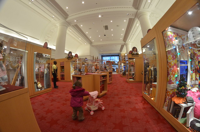 American Girl Doll Store at the Water Tower Place